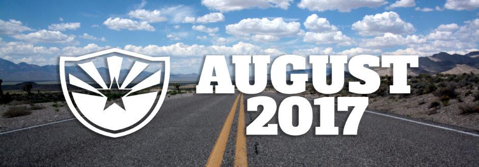 Things to Do Around Phoenix – August 2017