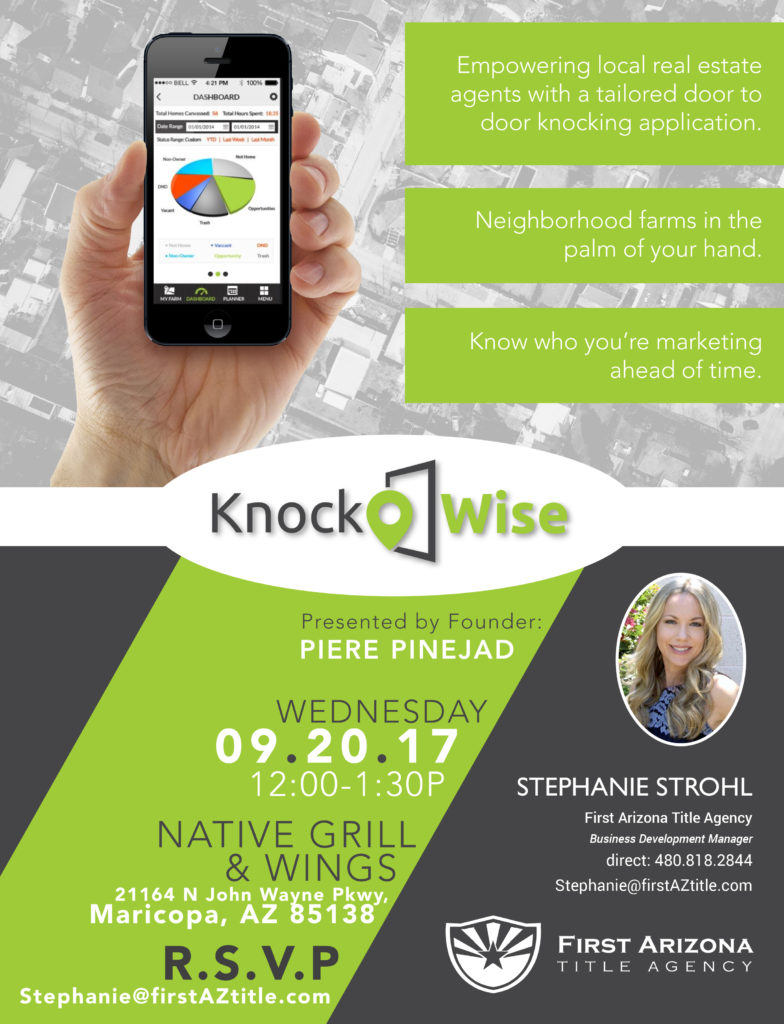Knock Wise @ Native Grill & Wings