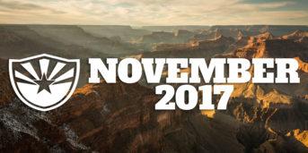 Things to Do Around Phoenix – November 2017