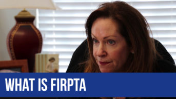 FIRPTA with Rosanne Somers