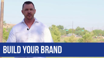Build your Brand with Jon Storey