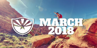 Things to do in the Valley – March 2018